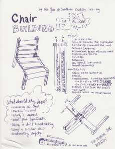 Chair Building